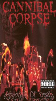 Cannibal Corpse: Monolith of Death Tour Live 1996-97