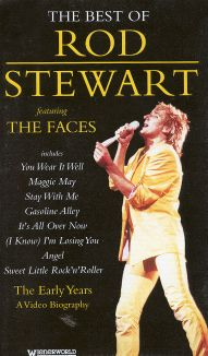 Rod Stewart: The Best of Rod Stewart - Featuring the Faces