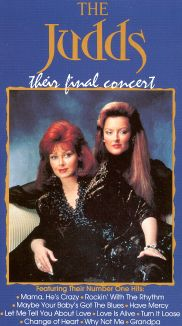 Judds---Their Final Concert