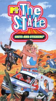 The State: Skits and Stickers