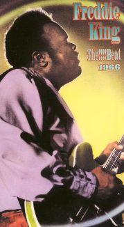 Freddie King: The!!!! Beat