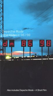 Depeche Mode: The Videos 86-98
