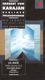 Herbert Von Karajan - His Legacy for Home Video: New Year's Concert 1984