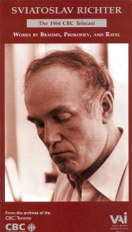 Sviatoslav Richter: The 1964 CBC Telecast