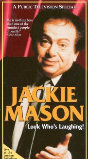 Jackie Mason: Look Who's Laughing