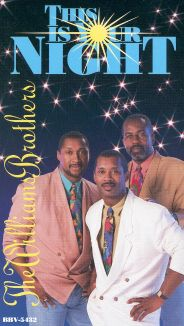 The Williams Brothers: This Is the Night