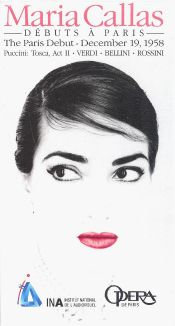 Maria Callas: Her Paris Debut