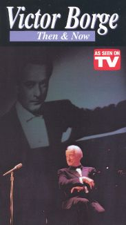 Victor Borge: Then & Now