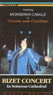 Montserrat Caballe: Bizet Concert