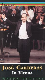 Jose Carreras: In Vienna
