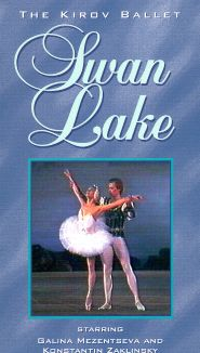 Wolf Trap Presents the Kirov: Swan Lake