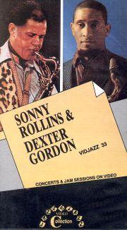 Sonny Rollins and Dexter Gordon