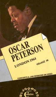 Oscar Peterson: London 1964