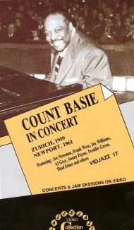Count Basie: In Concert
