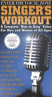 Singer's Workout: A Complete How to Sing Video