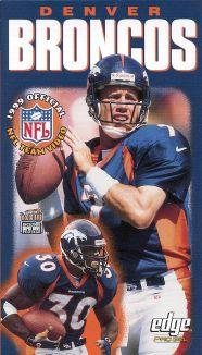 NFL: 1999 Denver Broncos Team Video