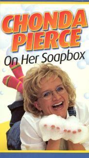Chonda Pierce: On Her Soapbox