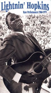 Lightnin' Hopkins: Rare Performances 1960-79