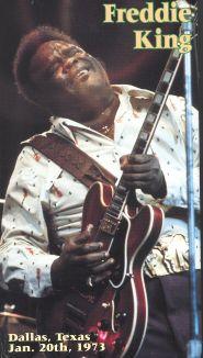 Freddie King: Free Stage
