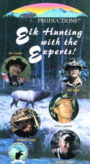 Elk Hunting With The Experts