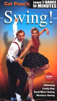 Cal Pozo's Learn to Dance in Minutes: Swing