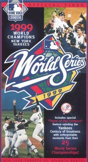 MLB: 1999 World Series - NY Yankees vs. Atlanta Braves