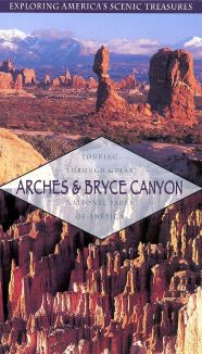 Touring Through Great National Parks of America: Arches & Bryce Canyon