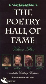 Poetry Hall of Fame, Vol. Three