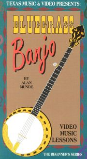 Bluegrass Banjo: Video Music Lessons