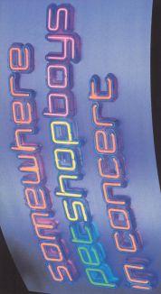 Pet Shop Boys: Somewhere