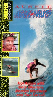 Surfer Magazine: Aussie Aggro-Nauts