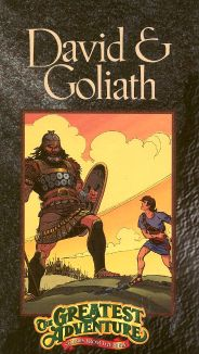 Greatest Adventure: Stories from the Bible : David and Goliath