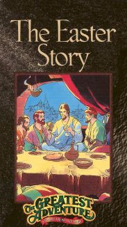 Greatest Adventure: Stories from the Bible : The Easter Story