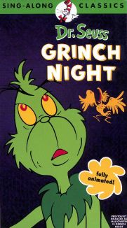 Dr. Seuss: Grinch Night