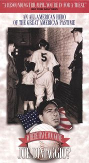 Where Have You Gone, Joe DiMaggio?