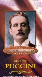 Famous Composers: Giacomo Puccini