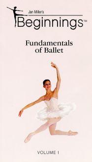 Beginnings: Fundamentals of Ballet, Vol. 1