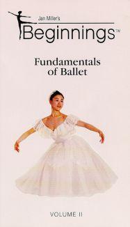 Beginnings: Fundamentals of Ballet, Vol. 2