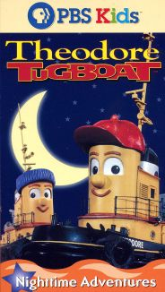 Theodore Tugboat: Nighttime Adventures
