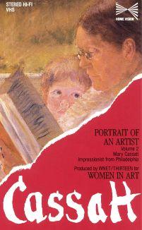 Portrait of an Artist: Mary Cassatt - Impressionist from Philadelphia