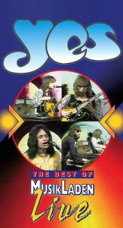 The Best of Musikladen Live: Yes