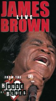 James Brown at the House of Blues