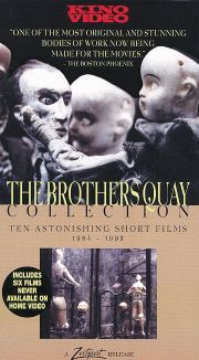 Brothers Quay: Shorts
