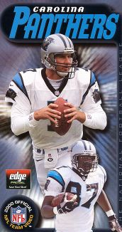 NFL: 2000 Carolina Panthers Team Video