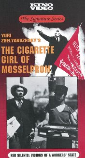 The Cigarette Girl from Mosselprom