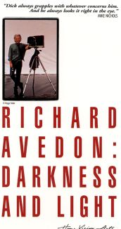 Richard Avedon: Darkness and Light