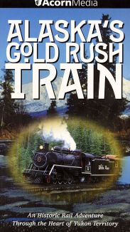 Alaska's Gold Rush Train