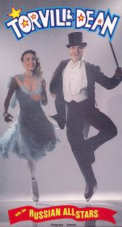Torvill and Dean with the Russian All-Stars