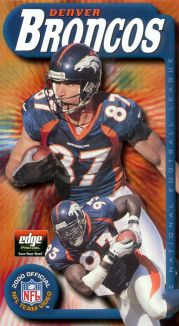 NFL: 2000 Denver Broncos Team Video