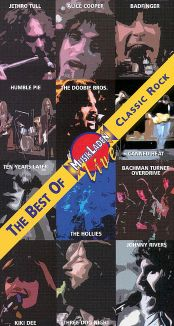 The Best of Musikladen Live: Classic Rock